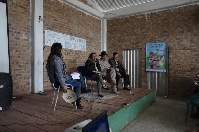 Foro-Realidades y Perspectivas Frente al Turismo en la Ruralidad