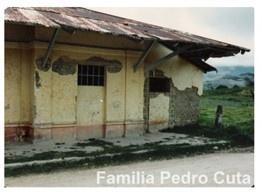 Fotografía Del Salón Comunal Vereda la Requilina