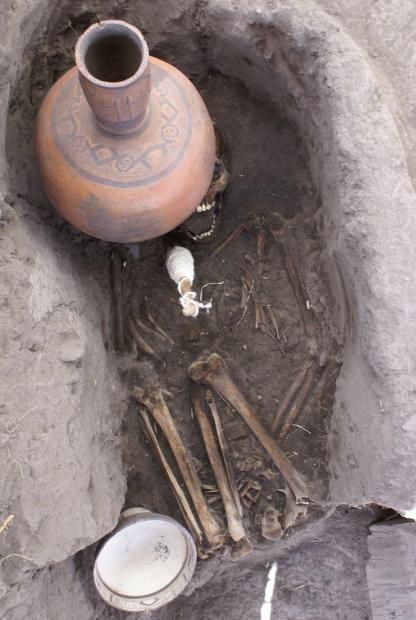 Tumba Hallazgo arqueológico de Usme
