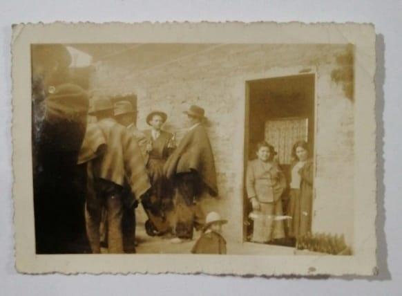 Fotografía Casa Paterna Familia Ramírez.